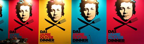 Das Jamie Oliver Dinner kommt – was in Hamburg und Frankfurt aufgetischt wird.