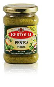 Foodwatch Aktion gegen Pesto-Schwindel