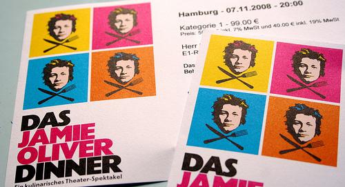 Jamie Oliver zieht um!