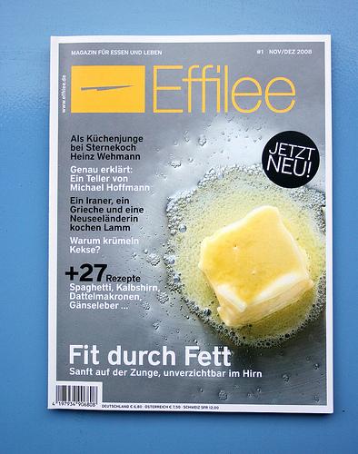 Gelesen: Effilee-Das neue Foodmagazin