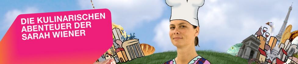 Sarah Wieners kulinarische Abenteuer in Italien-Online kostenlos und zeitunabhängig bei ARTE+7 sehen