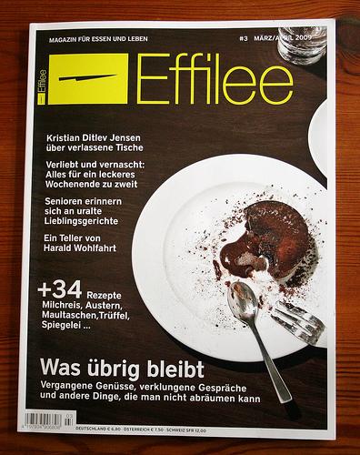 Herr Paulsens Deutschstunde – Start einer Serie über Deutsche Küchenklassiker in der Zeitschrift Effilee