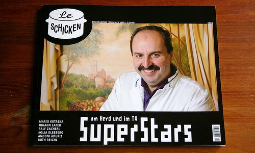 """Vorgestellt: """"Le Schicken""""-das kulinarische Foodfanzine aus Berlin"""