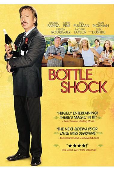 Gesehen: Bottle Shock – als der kalifornische Wein nach Europa kam