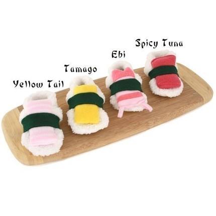 Fundstück der Woche: Sushi Booties