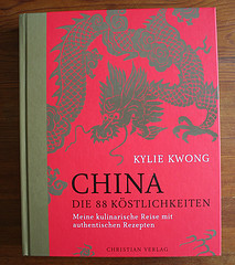 Extraklasse Kochbuch: CHINA – die 88 Köstlichkeiten, von Kylie Kwong