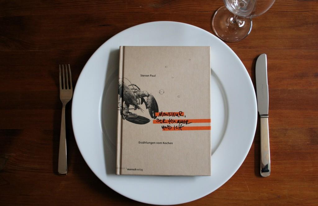 """""""""""Geistiges Wohl"""", die neue kulinarisch-literarische Lesereihe startet mit """"Monsieur""""-Menü"""