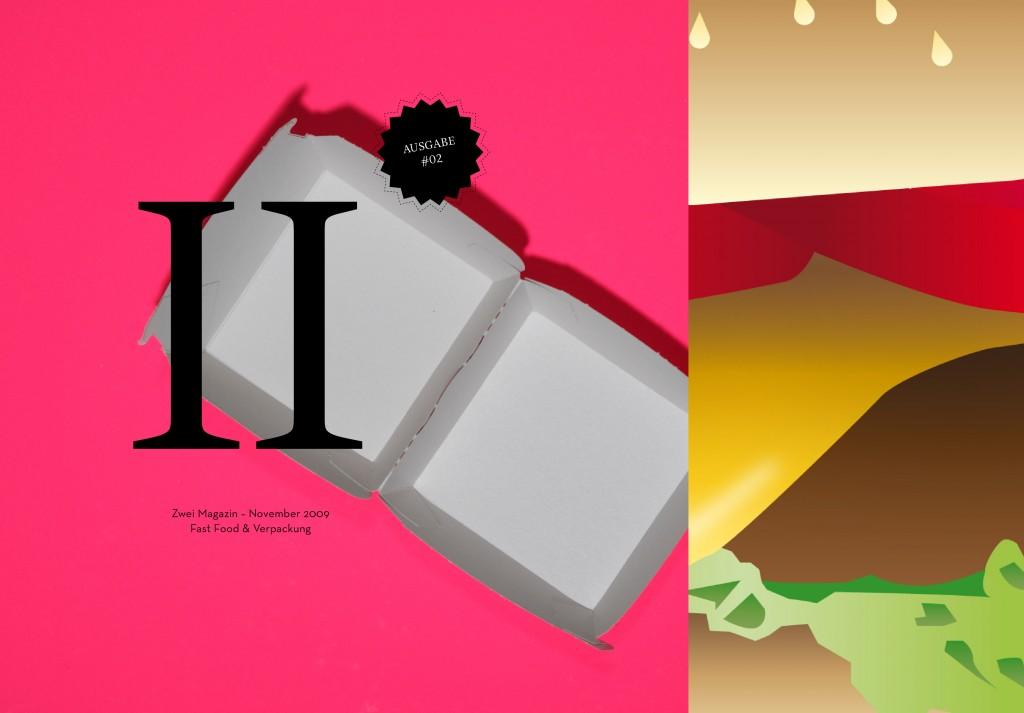 """Jetzt online: """"II Magazin""""-Ausgabe #2 – Fast Food &Verpackung"""