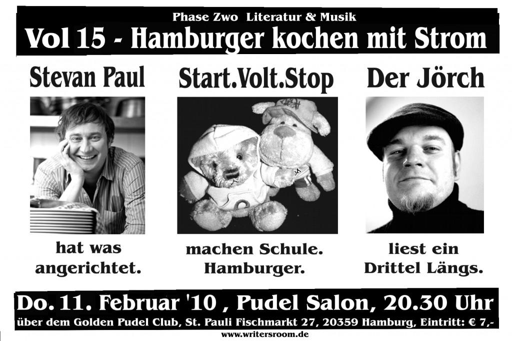 Monsieur, der Hummer und ich-Heimspiel in der Elbphilharmonie der Herzen