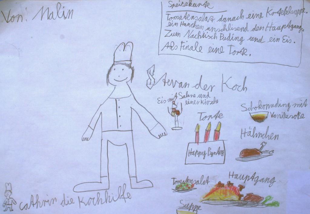 SOS Kinderdorf Kochbuch Wettbewerb mit prominenter Jury