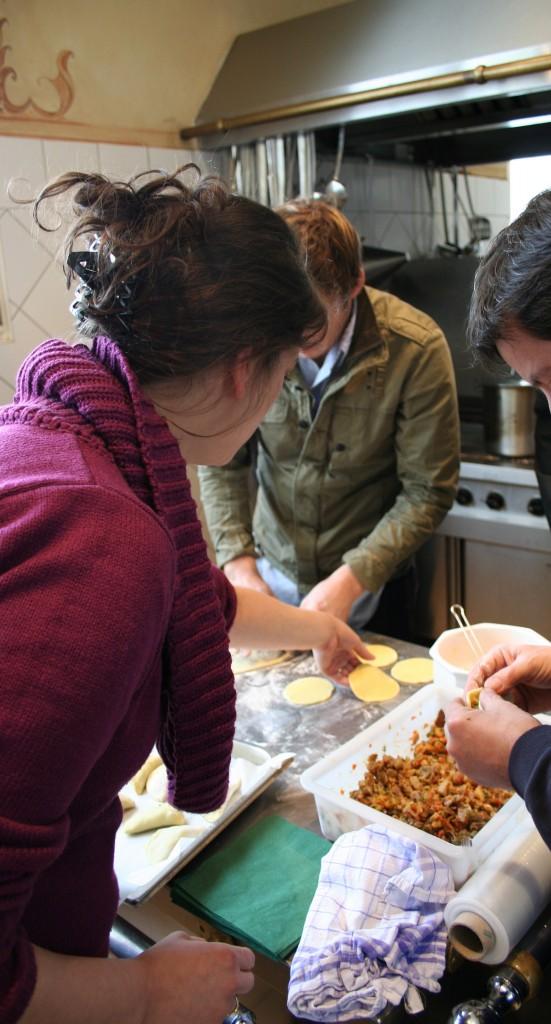 Handarbeit und Denkanstöße – die Foodcamps 2011