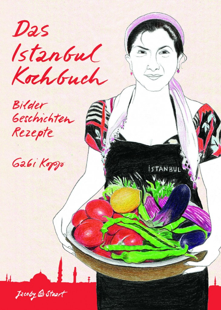 Afiyet olsun! Das Istanbul Kochbuch von Gabi Kopp