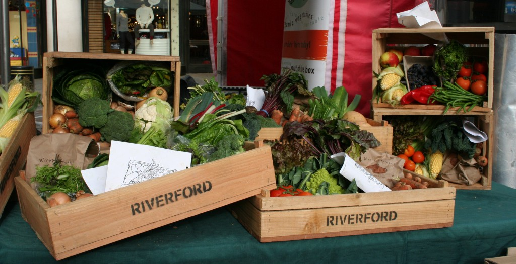 London (3): Streetfood-Covent Garden Real Food Market & Brick Lane Food Market