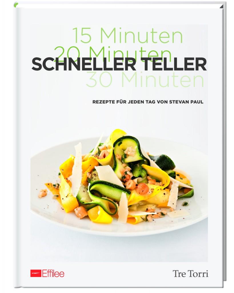 Schnelle Teller – Mein Kochbuch ist da!