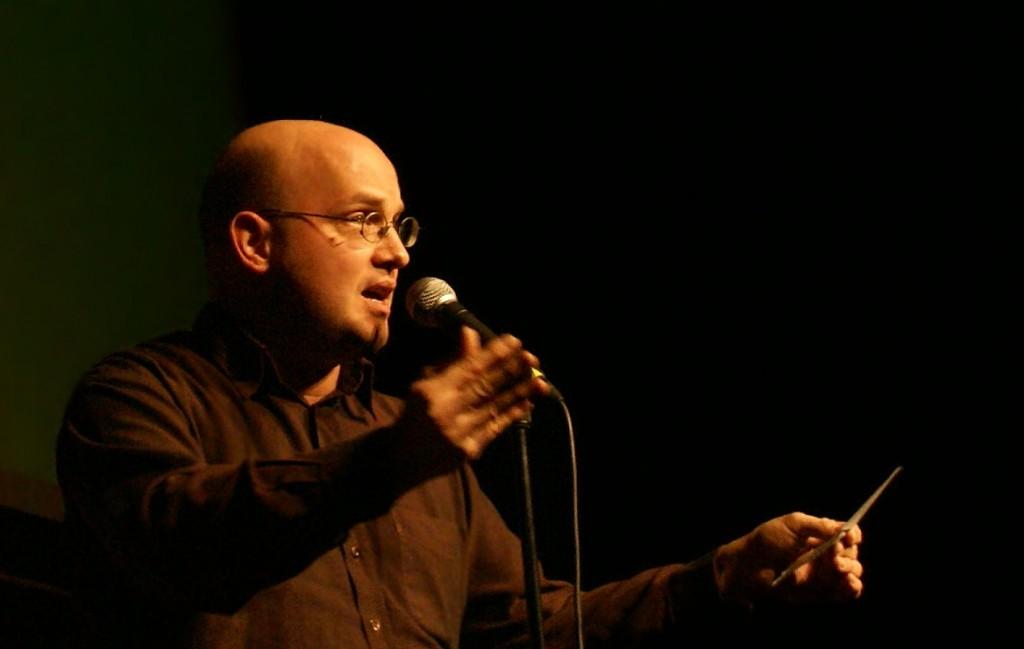 """Das kulinarische Gedicht (1): Alex Dreppec """"Schöpferkelle"""""""