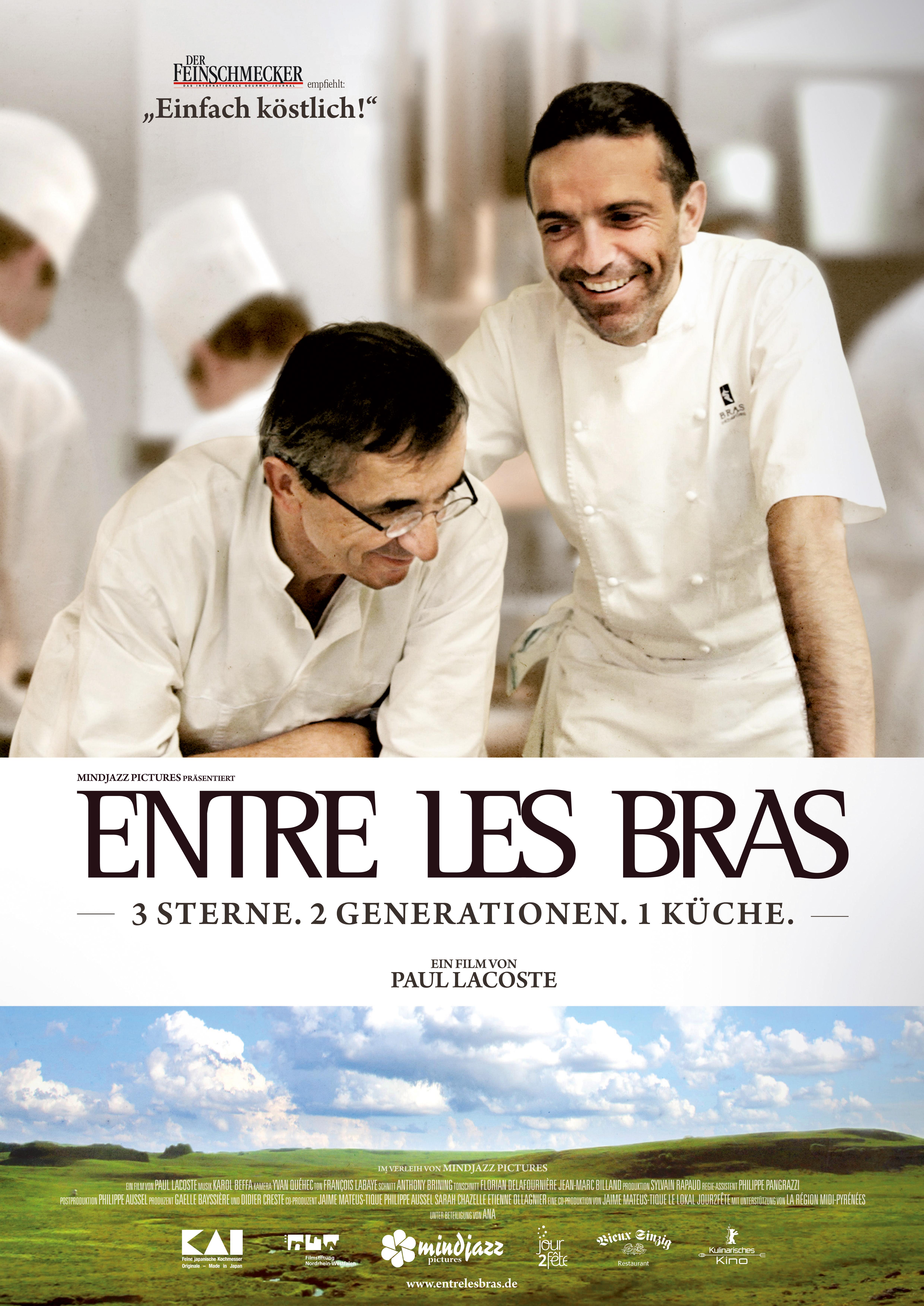 Entre Les Bras - Plakat A1 RZ.indd