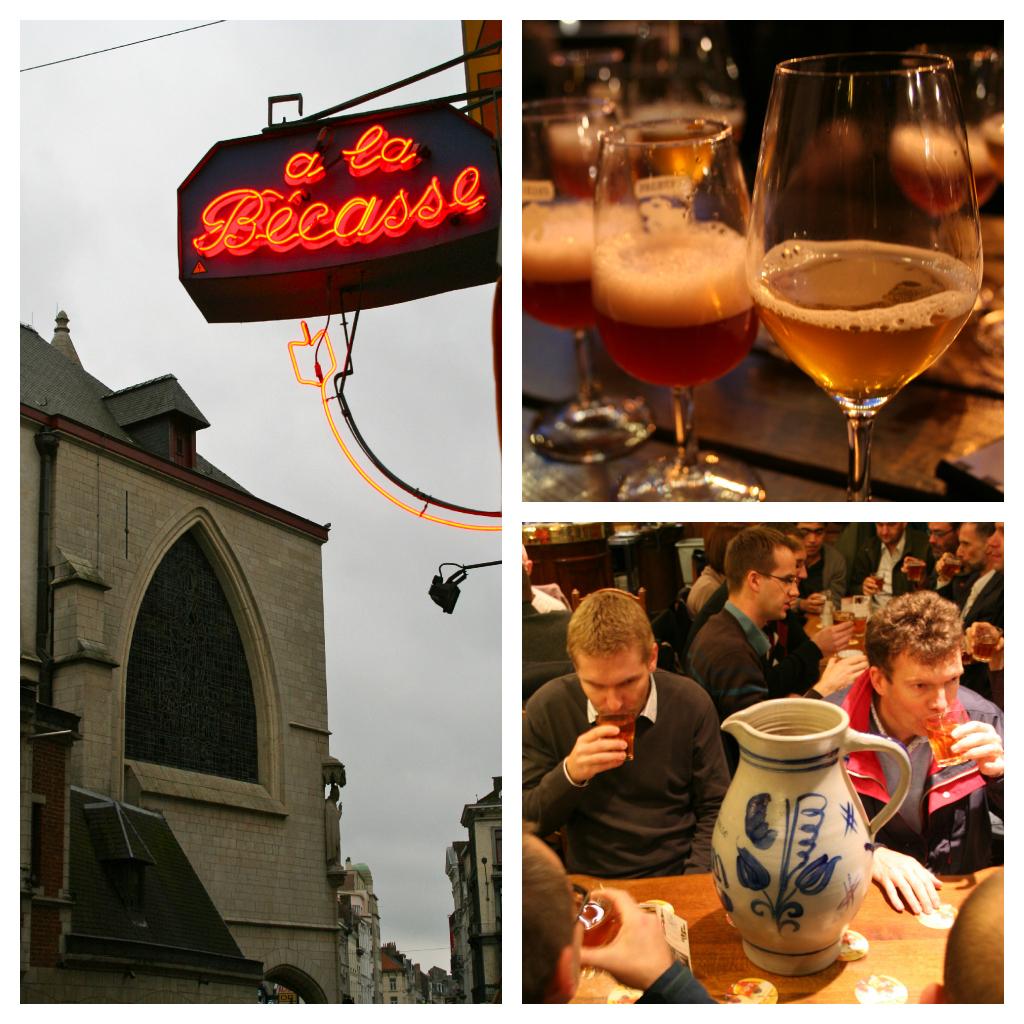 Brüssel: Fritten, Bier und Schokolade (2): Lambic, Gueuze & Kriek