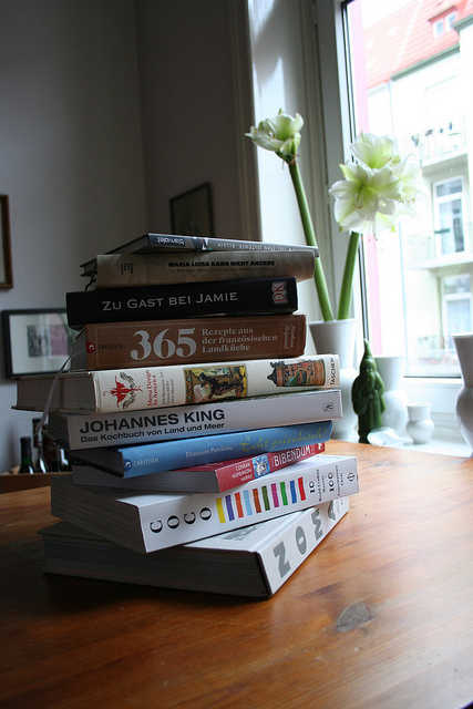 Kochbücher-Jahresrückblicksempfehlung 2012!