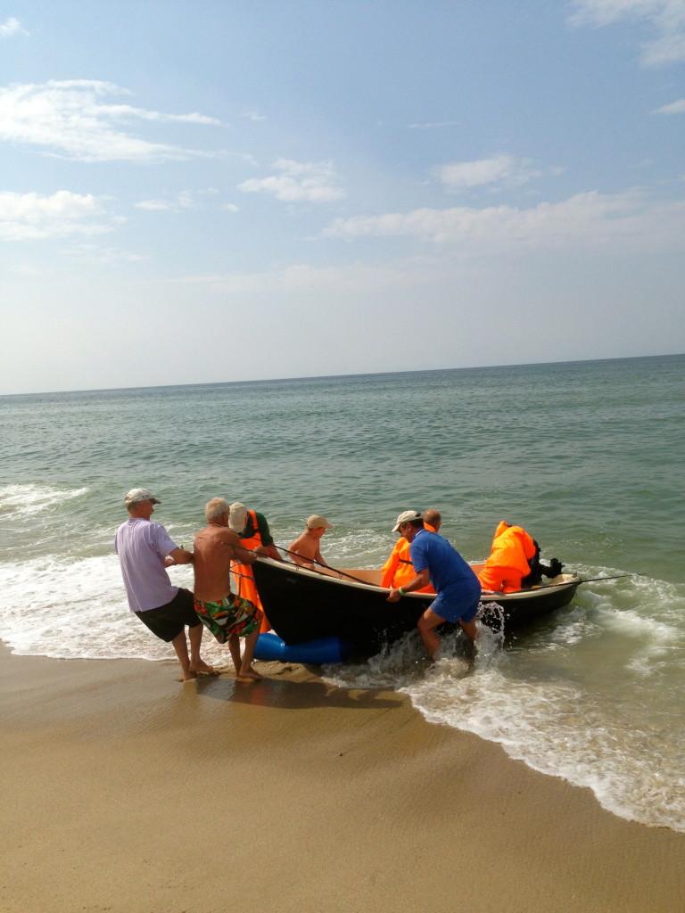 Aus dem Meer auf den Teller: die Makrelenfischer von Buhne 16