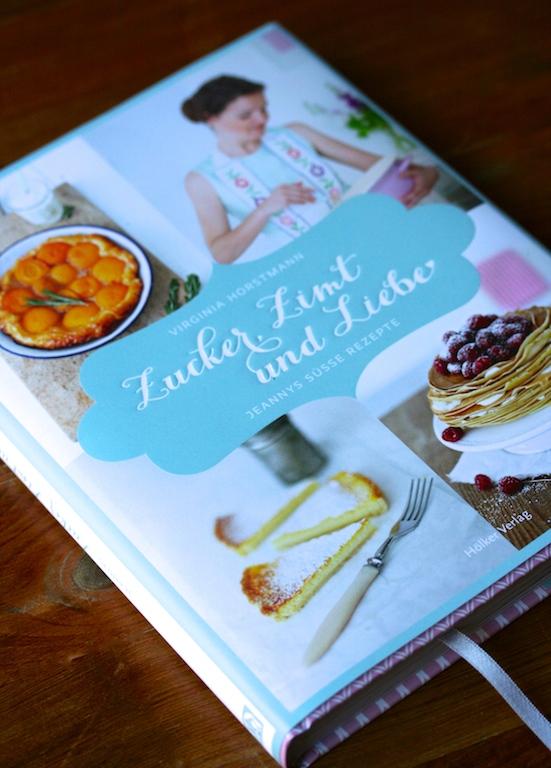"""Kochbuch des Monats: """"Zucker, Zimt und Liebe"""" von Virginia Horstmann"""