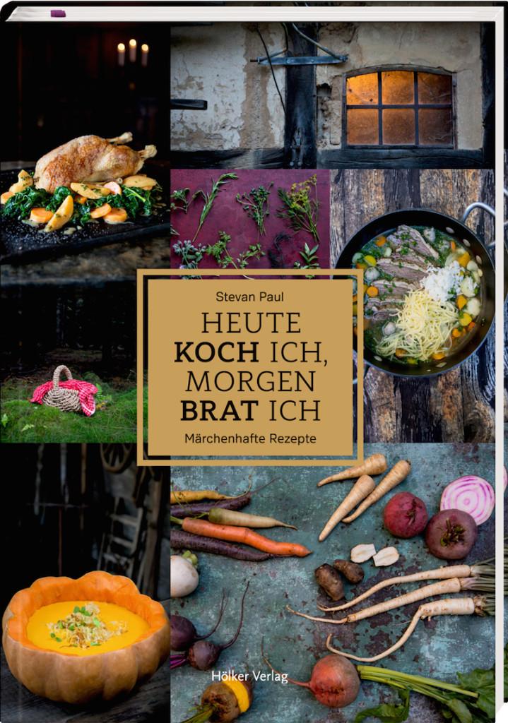 """""""Heute koch ich, morgen brat ich"""" – Trailer zu meinem neuen """"märchenhaften"""" Koch- und (Vor-) Lese-Buch"""