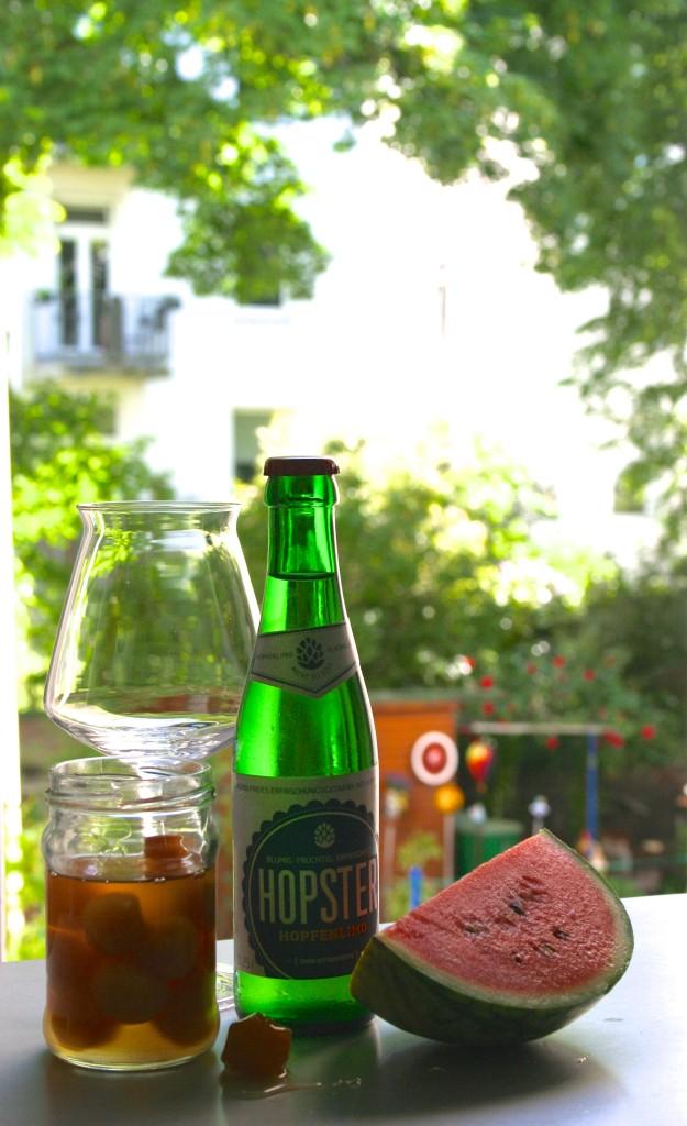 Melon Hop! Der Sommer-Drink 2015