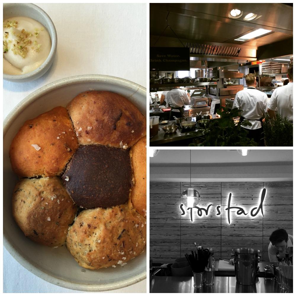 Regensburg: Besuch bei Anton Schmaus, Restaurant Storstad