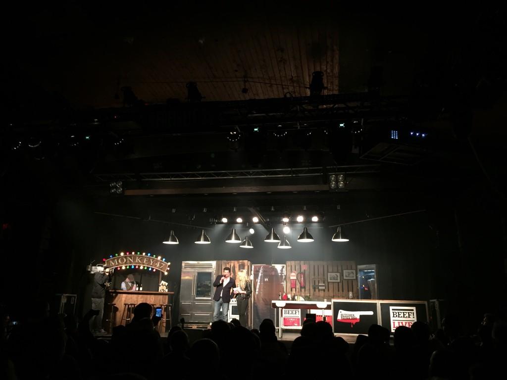 """Ein Rind ist keine Rockband – der """"BEEF! Live! Butcher, Beer & BBQ""""-Abend in Hamburg"""