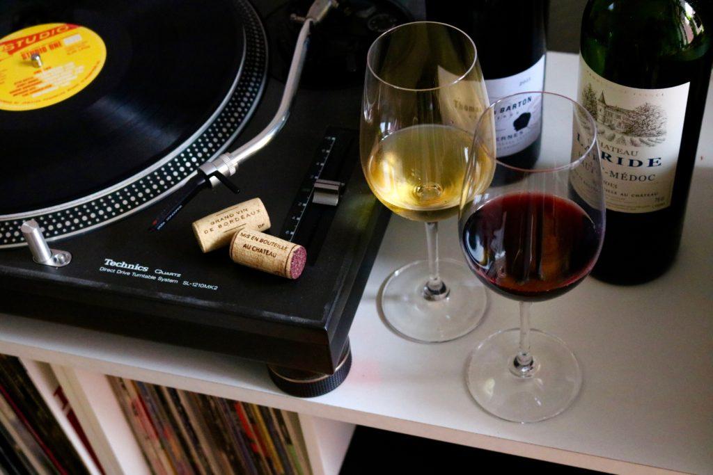 Wie klingt eigentlich Wein?  Eine musikalische Lese