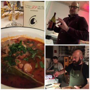 Portugal-Wine & Dine mit Hendrik Thoma und den Kitchen Guerilla