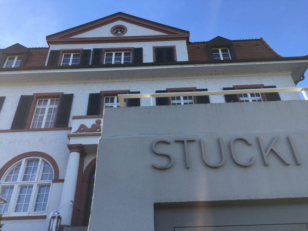 """Probiert: ein Besuch bei Tanja Grandits im Restaurant """"Stucki"""" in Basel"""