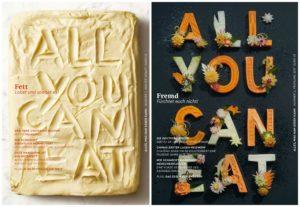 """""""All you can eat"""" – ein neues kulinarisches Magazin aus Wien tischt groß auf"""