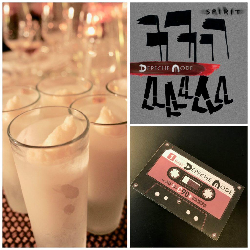 Küchenmusik: Es ist eh alles immer schon so traurig – Spirit, das neue Depeche Mode Album – und was dazu zu kochen ist.