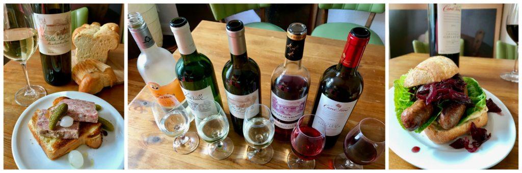 Wein & Wurst im Pairing – fünf Rezepte, fünf Bordeaux-Weine und ein paar grundsätzliche Gedanken zum schönen Thema!