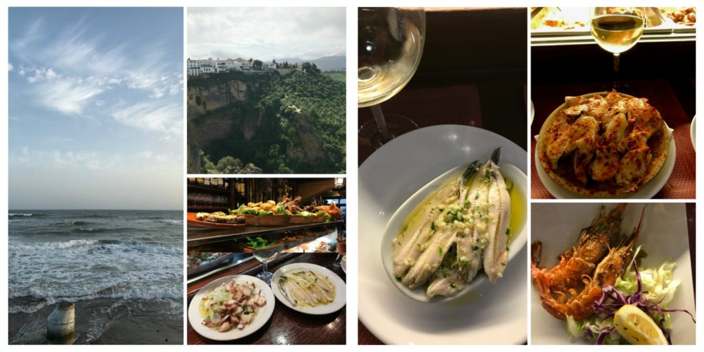 Andalusien: Kulinarisches Wochenende in Málaga und Ronda