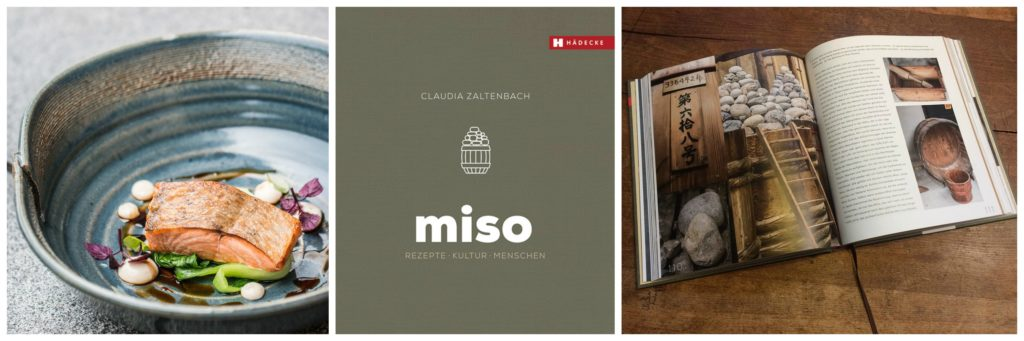 Das besondere Kochbuch (1): Miso – Rezepte. Kultur. Menschen. von Claudia Zaltenbach