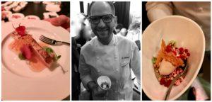 St.Moritz (1): Eröffnung des 25. St.Moritz Gourmet Festival im Kulm Hotel – alle Köche, alle Teller!
