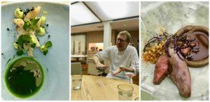 Valencia Culinary Meeting (1): ein Menü beim Puristen Bernd Knöller, Restaurant Riff