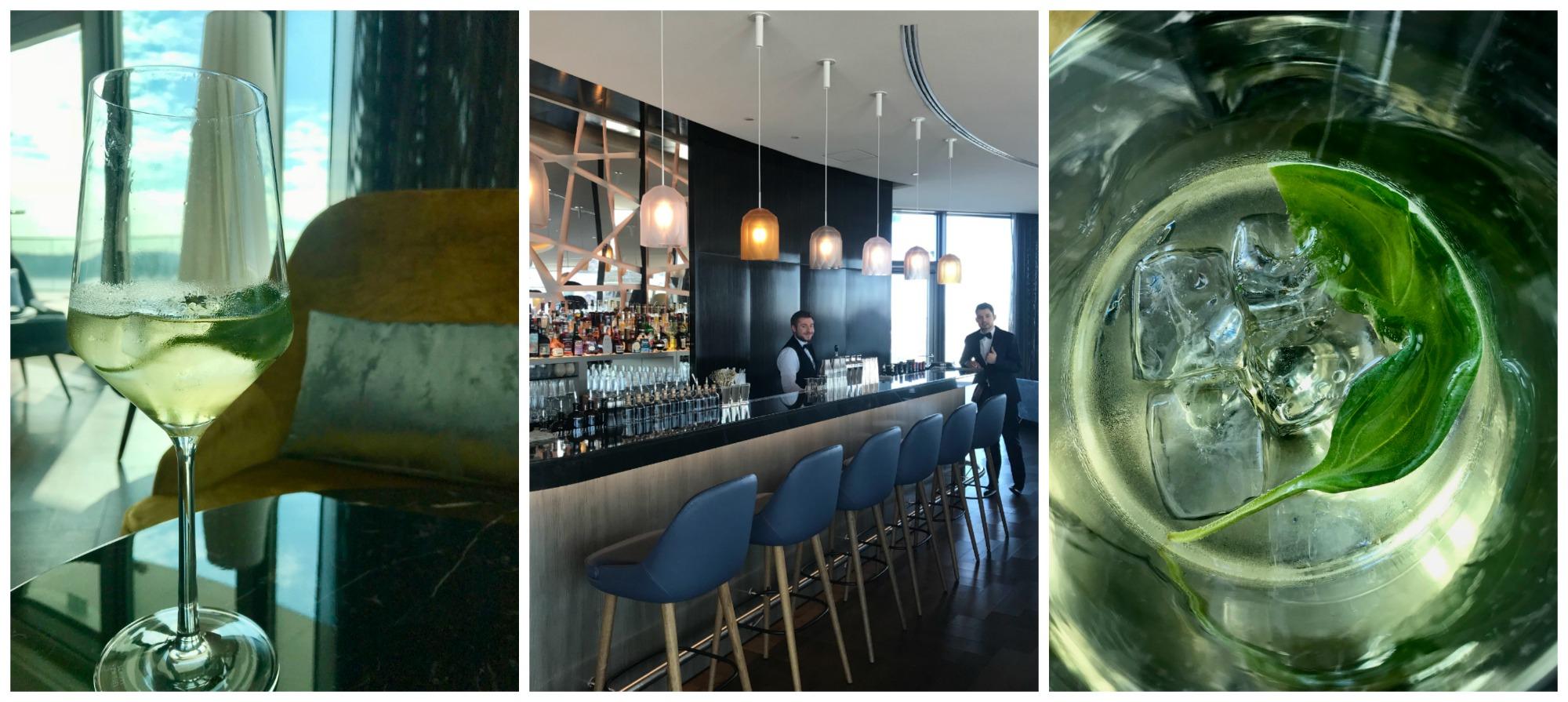 Restaurant Lakeside im The Fontenay – Blick in die neue Küche und ...