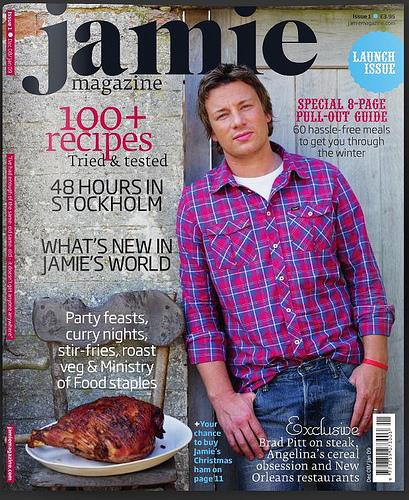 die erste ausgabe des jamie magazine kann jetzt online. Black Bedroom Furniture Sets. Home Design Ideas