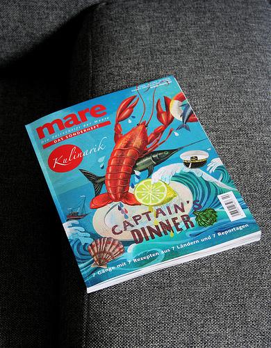 mare Kulinarik – ein siebengängiges Festmenü