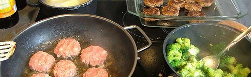 """""""aulsen! flaisch!""""-Kochen für die Kleinsten"""