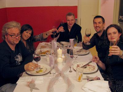 """""""Curry Queen""""-Koch Sascha diese Woche zu Gast bei """"Das Perfekte Dinner"""" aus Hamburg"""