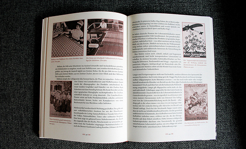 Gelesen: Kulturgeschichte der deutschen Küche von Peter Peter
