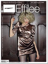 Jetzt am Kiosk und online als Vorschau: Effilee Magazin N°.5
