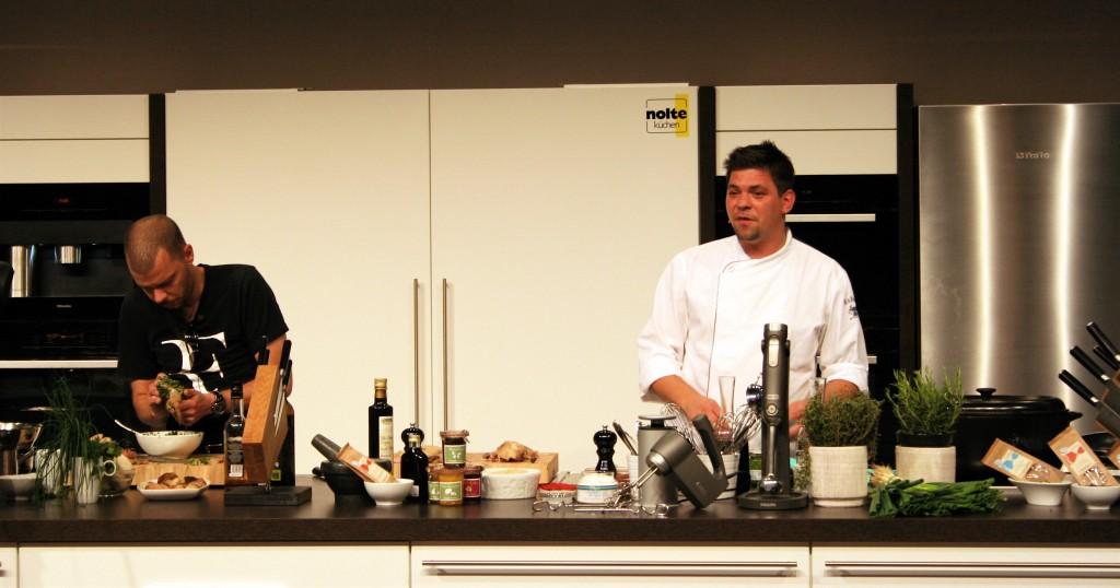 Kochtheater mit Tim Mälzer auf der eat'n STYLE
