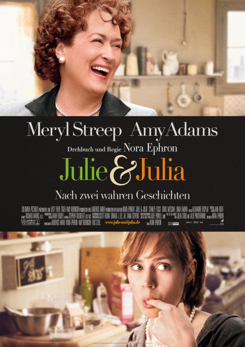 Gesehen: Julie & Julia