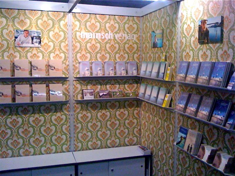 Unterwegs: Frankfurter Buchmesse (I), Herta Müller und das digitale Kochbuch