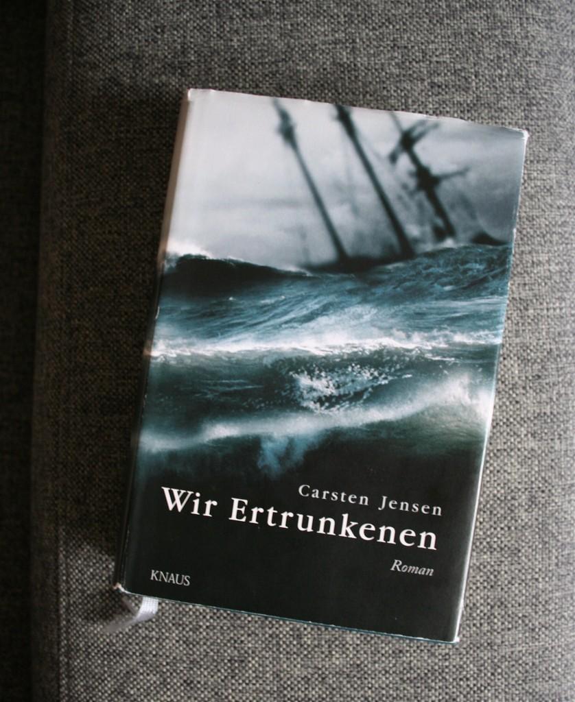 """Gelesen: """"Wir Ertrunkenen"""" von Carsten Jensen"""
