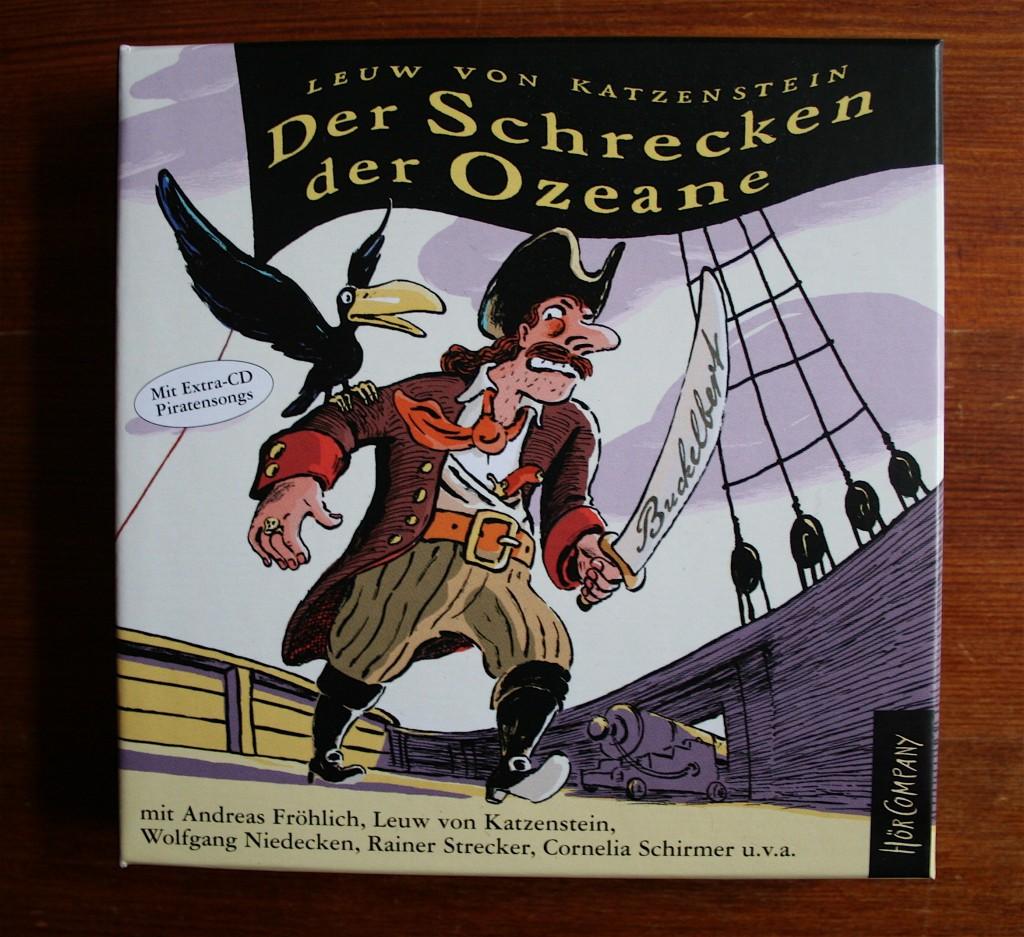 Monsieur & der Schrecken der Ozeane – Kulinarische Adventlesung für Groß UND Klein